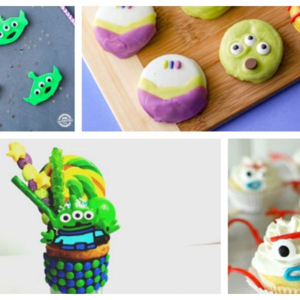The Best Toy Story Crafts or Recipes for a Birthday Party
