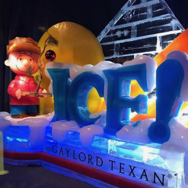 ICE! at the Gaylord Texan Resort