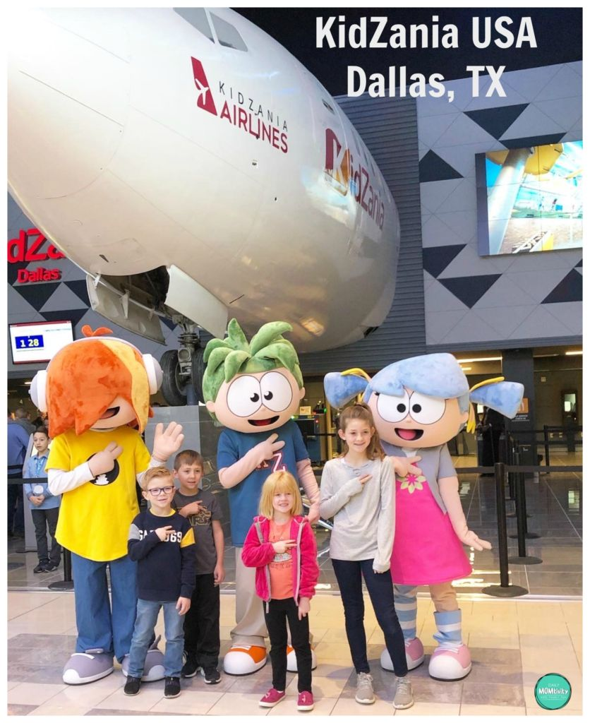 KIdZania USA, Dallas TX