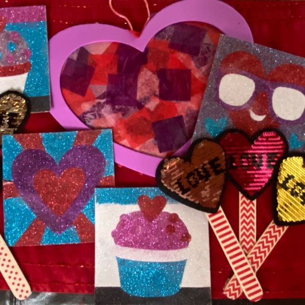 3 Fun Valentine Crafts for Kids
