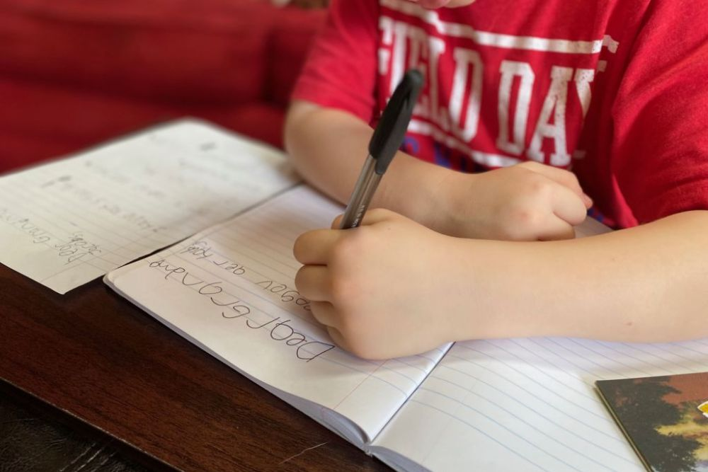 Writing With Kids