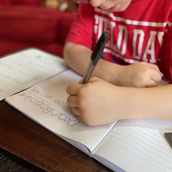 Encouraging your children to take their writing to the next level