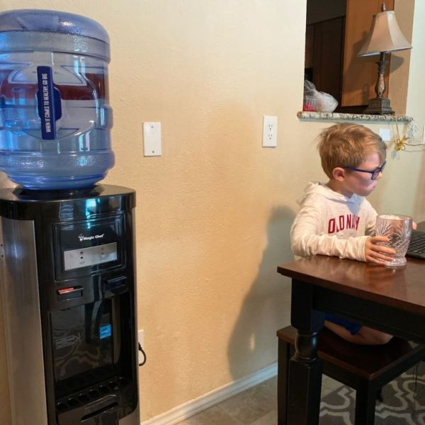 Newair Magic Chef Water Dispenser