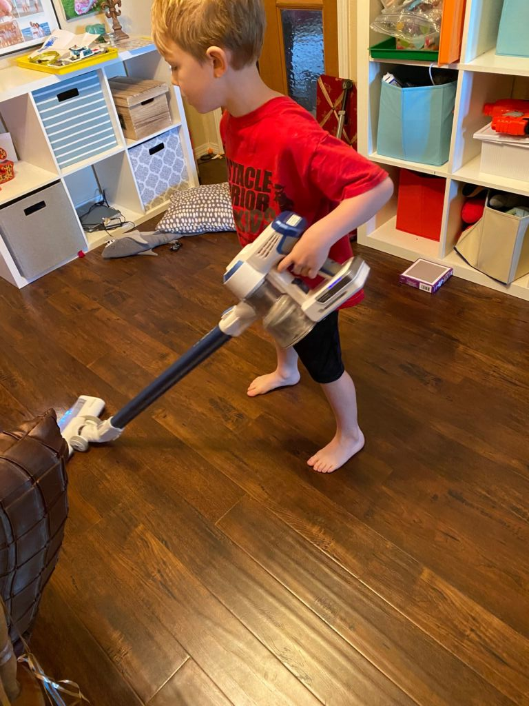 Encourage Your Children to do Chores