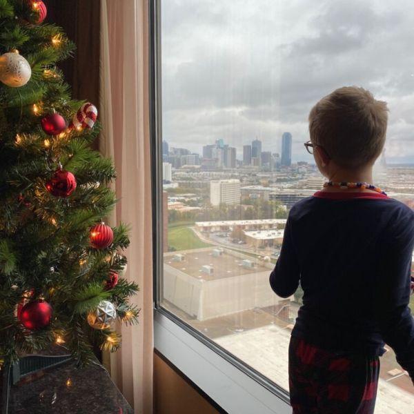 Christmas at the Anatole