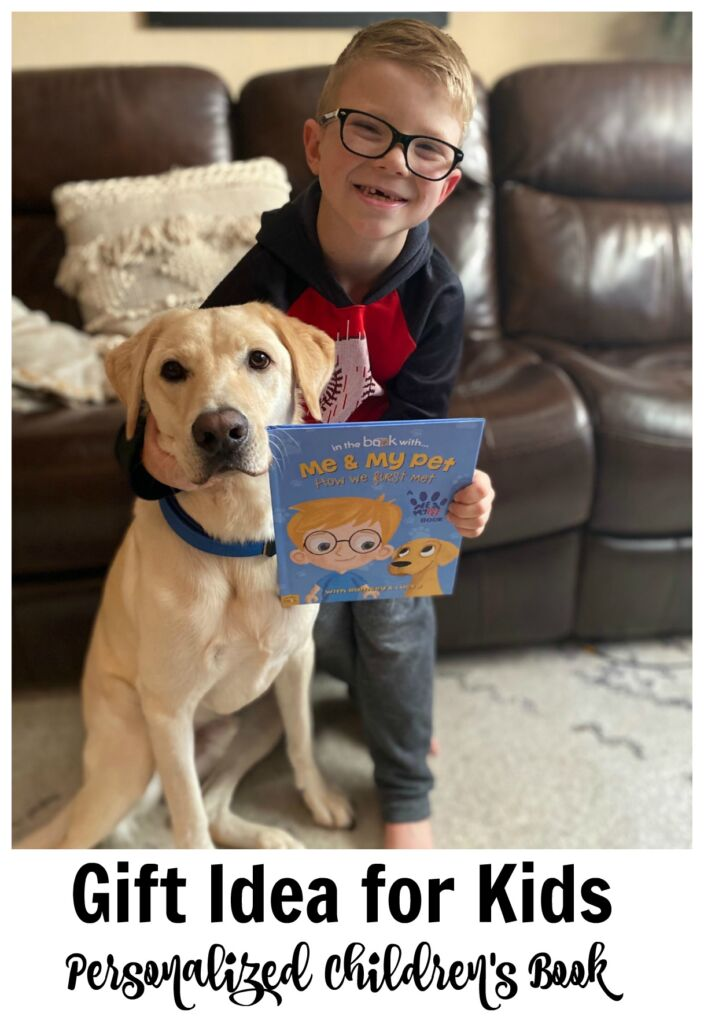 Give an amazing gift with this adorable personalized children's book. You can personalize the characters make it a wonderful keepsake gift idea