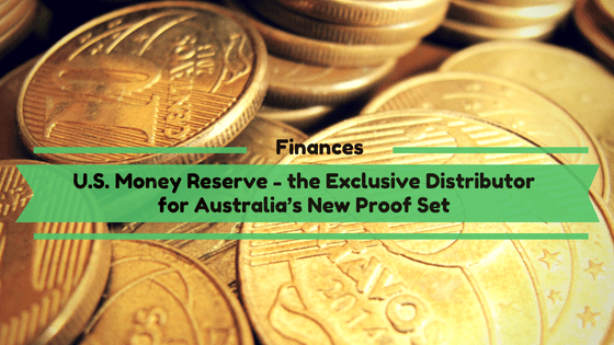 The Perth Mint Picks U.S. Money Reserve as the Exclusive Distributor for Australia's New Proof Set