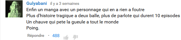 One Punch Man - Commentaire