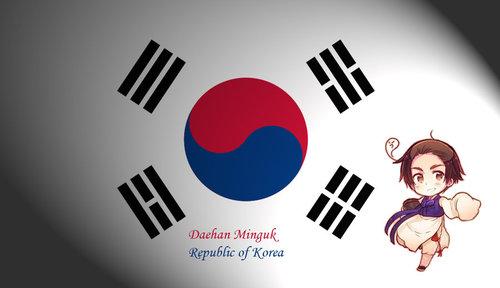Logo Corée