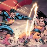 Les points communs entre Goku et Superman
