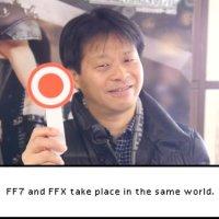 Final Fantasy VII se déroulerait dans le même monde que Final Fantasy X?