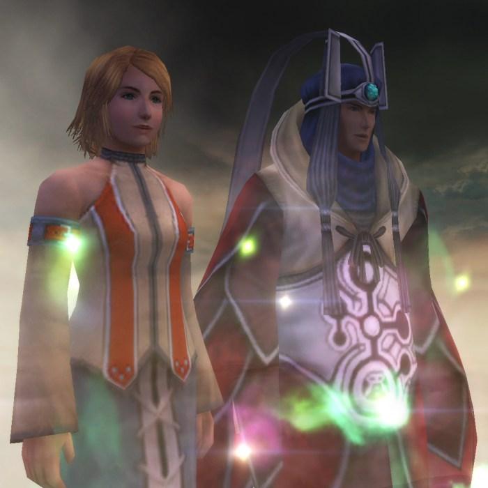 Les parents de Yuna, préquelle Final Fantasy X.jpg