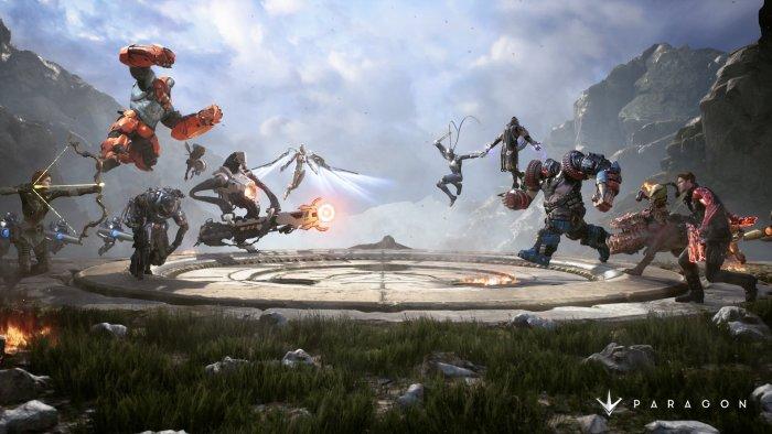 Paragon Epic Games