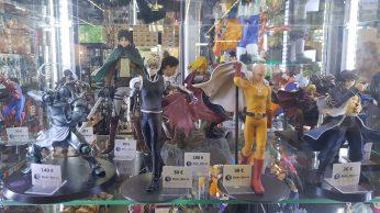 Figurines Manga Japan Expo
