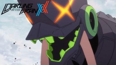 Darling in the Franxx et Evangelion