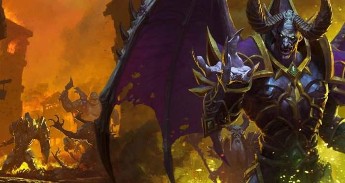 Mal'Ganis Stratholme Warcraft.jpg