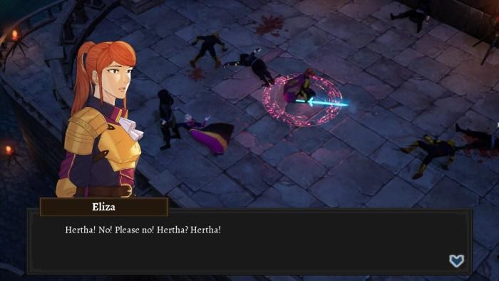 Grand Guilds Mort d'Herta