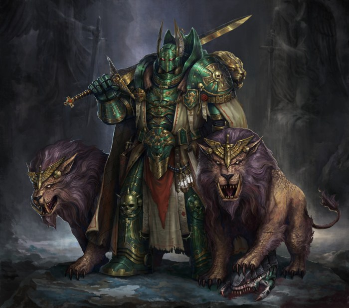 Lion El'Jonson