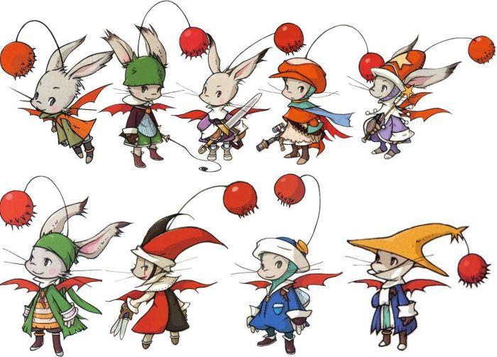 Moogle Final Fantasy Tactics
