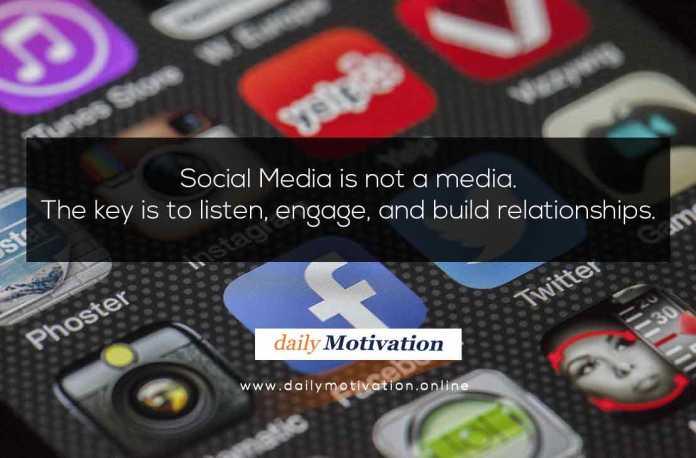 Using Social Media for Success
