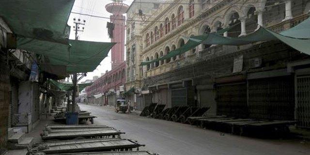 پنجاب میں لاک ڈاون