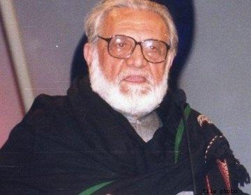 اشفاق احمد