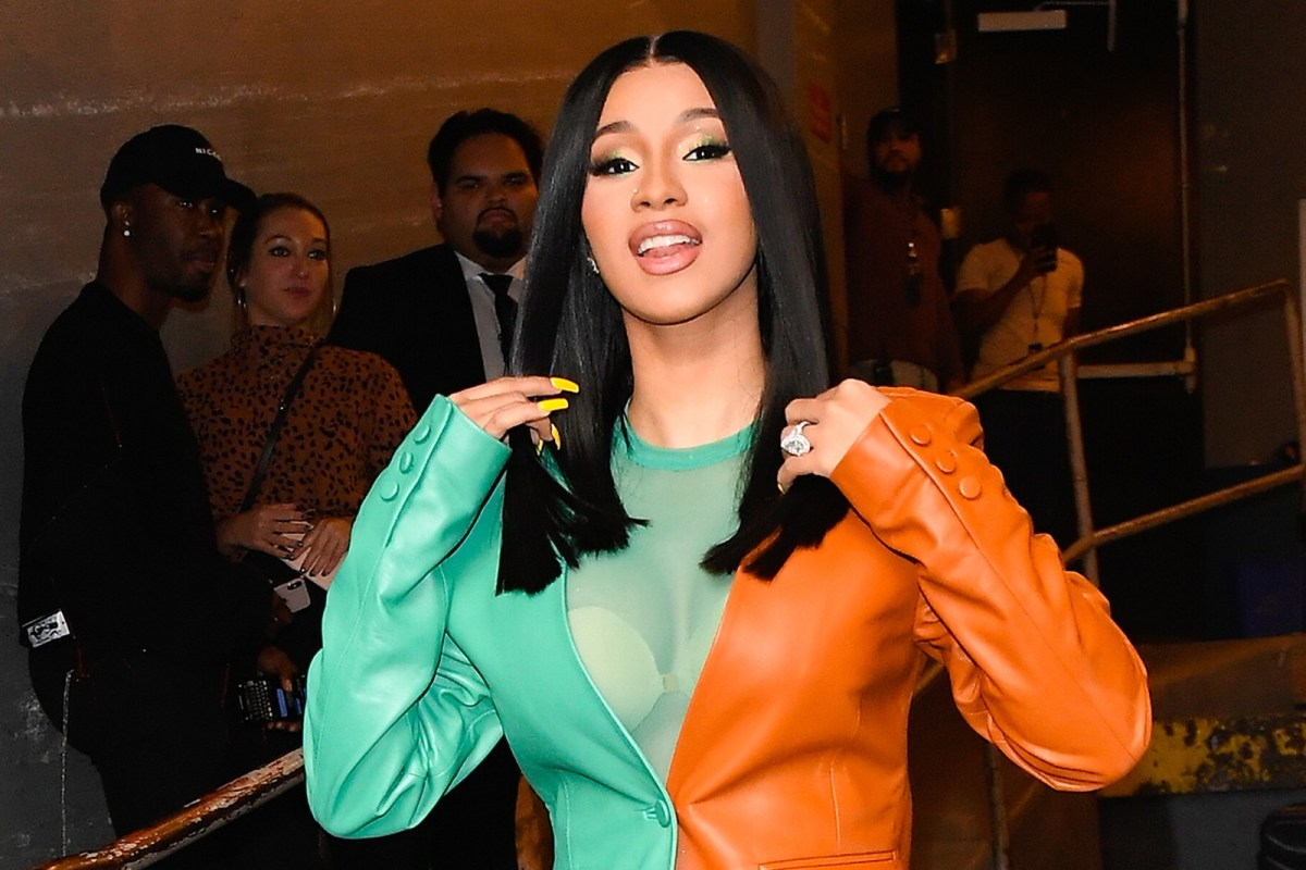 CARDI B FEELS MORE HUNGRY SINCE FINDING FAME