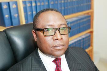 MUSA MWENYA BACKS PROPOSAL TO ADVERTISE CHIEF JUSTICE POSITION