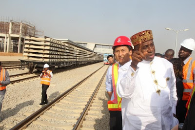 60 Lagos-Ibadan railway workers contract Covid-19
