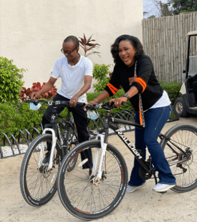 All the photos from Sunmbo Adeoye and hubby's quick New Year vacation