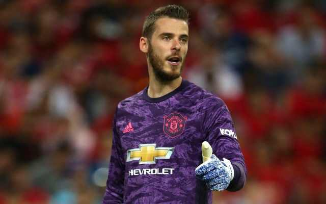 EPL: De Gea speaks on Man United winning season's title