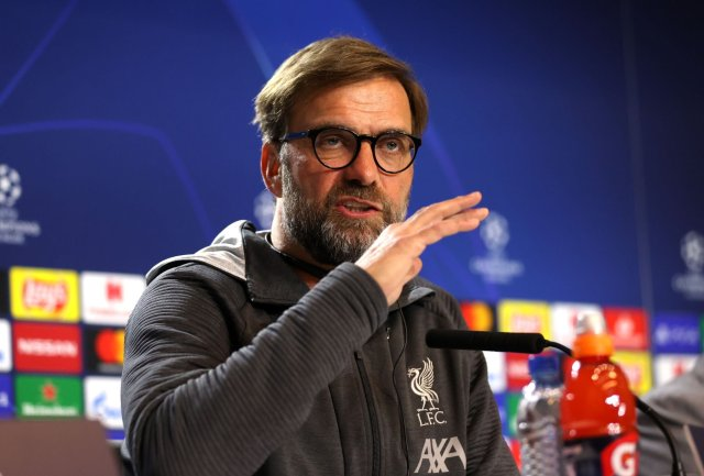 EPL: Klopp reveals who to blame for Liverpool's 1-0 defeat to Burnley