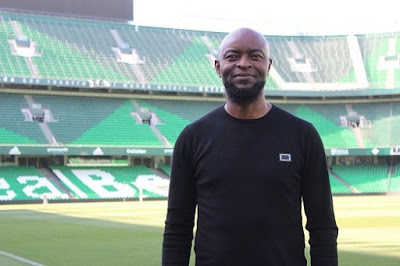 Finidi vows never to stop applying to coach Nigeria