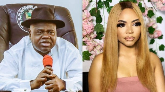Gov Diri clears air on Nengi's 'removal' as Face of Bayelsa Girl-Child