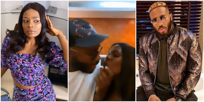 Kaisha reacts to report of Kiddwaya kissing her in viral video
