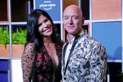 Lawsuit: Jeff Bezos wants girlfriend's brother, Michael Sanchez to pay his .7m legal fees