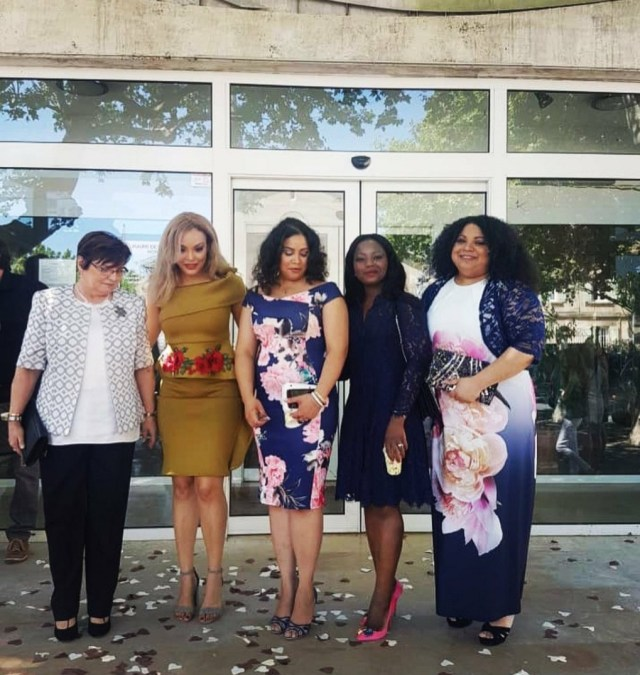 Sarah Ofili celebrates her mom on her 67th birthday as she opens up on her near-death experience