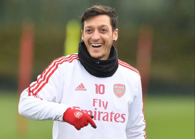 Transfer: Ozil to give up £7million to force Arsenal exit