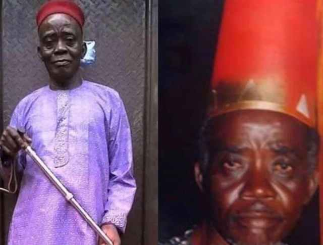 Veteran Nollywood actor, Dan Nkoloagu is dead