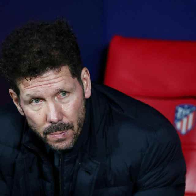 What Simeone said about Suarez after Atletico Madrid defeated Eibar 2-1