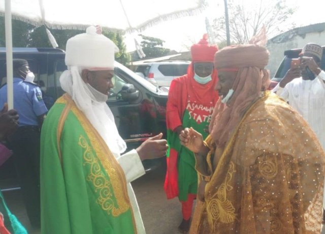 Work with traditional rulers to end insecurity – Emir Umar tells govt