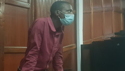 28 year-old guard in trouble for confronting his boss while demanding salary arrears
