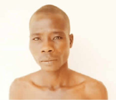 30-year old man r.a.p.e.s 12-year old sachet water seller in Nasarawa [He is pictured]