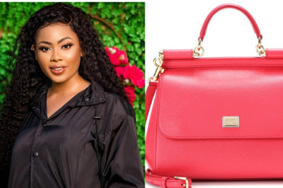 BBN's Nina Ivy gets N872,000 bags as Val gift from husband