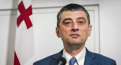 Georgia's PM resigns as opposition calls for early elections