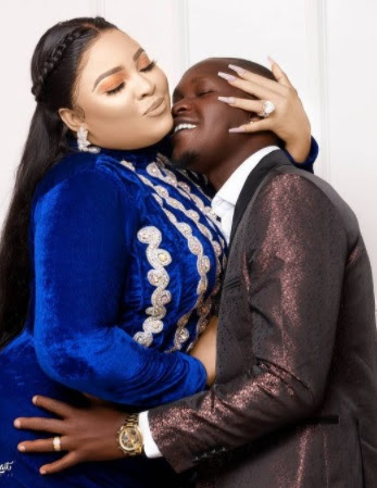 """""""God, please complete us this time next year"""", Bimbo Afolayan cries out as she celebrates husband's birthday"""