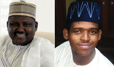 Just In: Maina's son, Faisal escapes to US through Niger