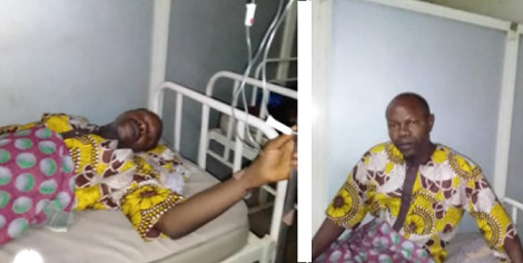 Man collapses in Ogun police cell, petitions IGP