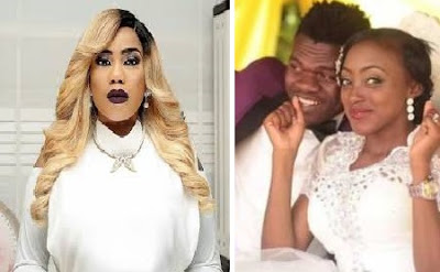 Newly engaged Toyin Lawani in husband snatching scandal