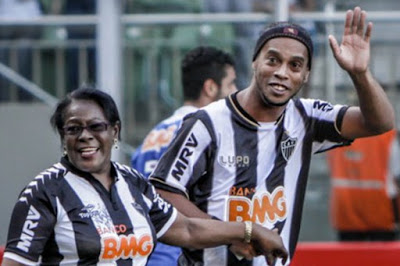 Ronaldinho's mother dies aged 71 after contracting Covid-19